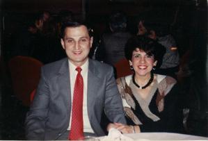 Mom Dad Circa 1988