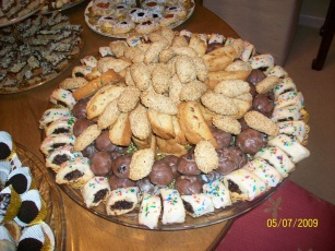 Mom's Cookie Tray