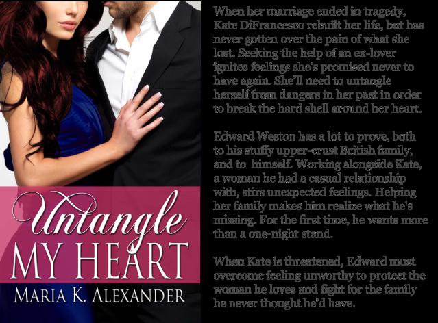 Untangle with Blurb