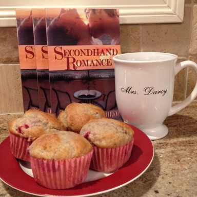 Muffins with books 2