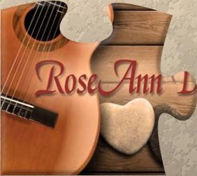 RoseAnn Puzzle Piece